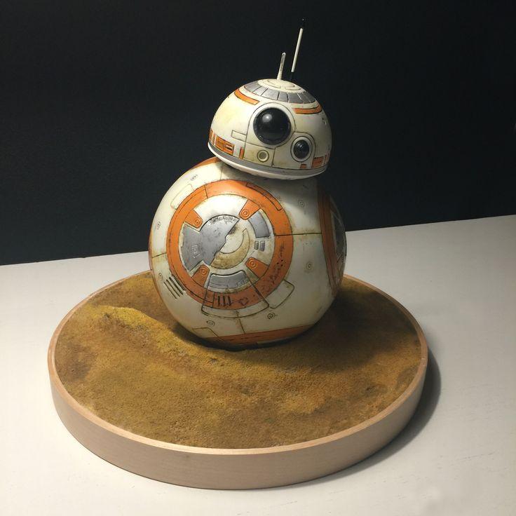 BB-8 Diorama