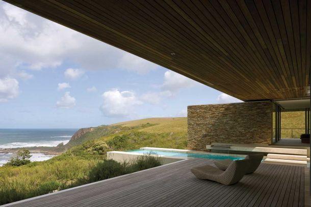 """Κατοικία """"COVE 6"""". Ένα διαμπερές κτίριο σε απόλυτο διάλογο με το περιβάλλον του. Αρχιτεκτονική μελέτη: SAOTA"""