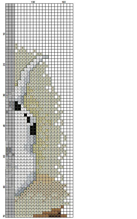 Dalmatian Dogs Cross Stitch Pattern #7