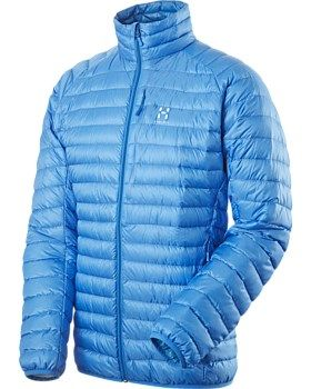 The Essens Ii Down Jacket From Haglofs Offers Minimal Weight Superb Compressibility And Warmth