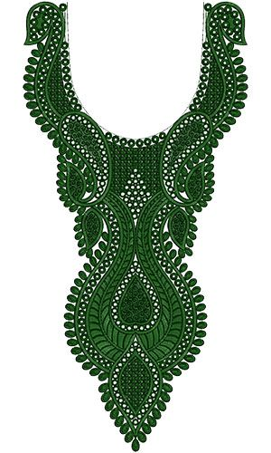 Design Embroidery Online Dress 14942