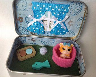 Stocking Stuffer Altoids Tin Farm Toy Altoids Toy Quiet Time