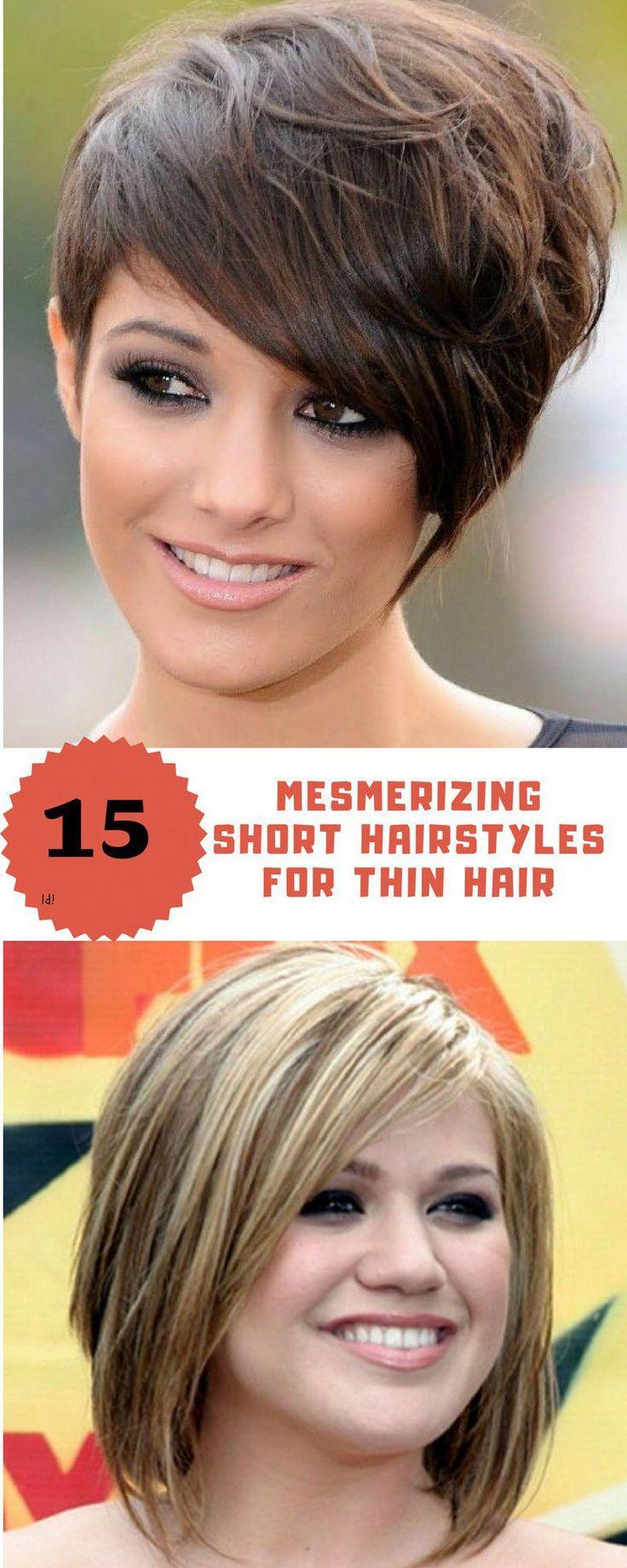 Short Hairstyles are always trendy. Women love to wear ...