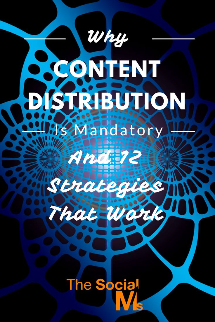 Many entrepreneurs do not see content marketing success because their content distribution sucks. Here are 12 ideas to distribute content that work.