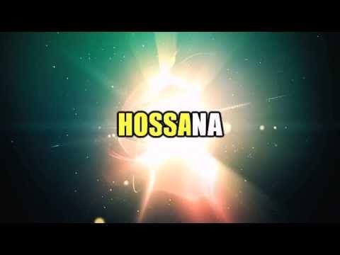 Hillsong Hossana (pista) - YouTube