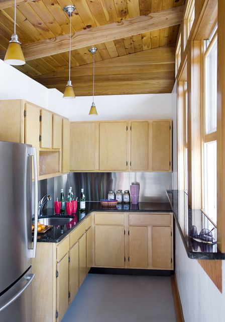 Trend  Super Smart Solutions for Small Contemporary Kitchens