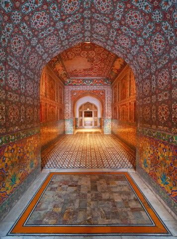 Lahore, Pakistan Tomb of Jahangir - Definitely want to see Lahore one day!