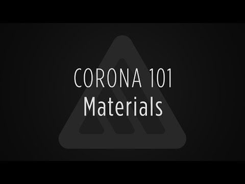Corona 101: materials, lighting and rendering - Evermotion.org