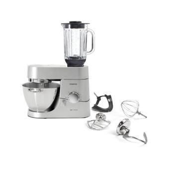 Robot multifonction Kenwood Chef titane KMC050