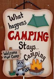 Image result for funny camping signs