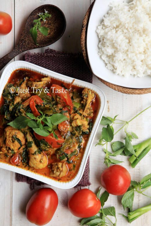 Just Try & Taste: Resep Ayam Rica-Rica a la Ani