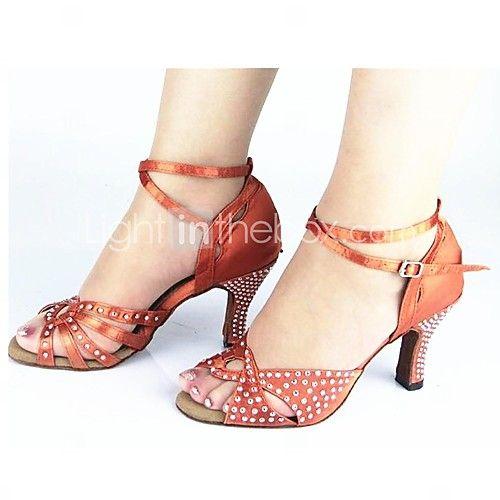Zapatos de baile (Otros) - Danza latina - Personalizados - Tacón Personalizado - EUR €17.15