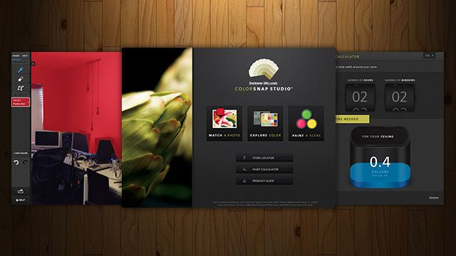 ColorSnap Studio Digitally Paints Your House to Help Pick a Good Color. LifeHacker.