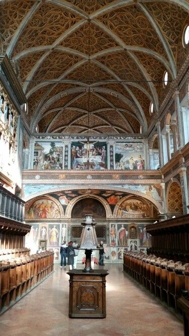 Monastero maggiore di s.maurizio milano