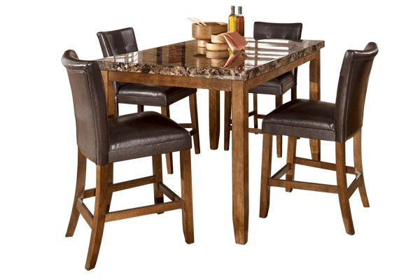 21 best counter height table chairs images on pinterest for Dining table weight