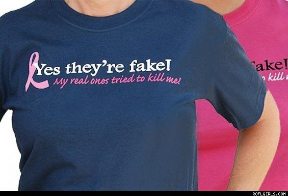 Fight Breast Cancer With A Sense Of Humor: Tees Shirts, Fight Cancer, Gifts Cards, Funny Pics, Funny Pictures, Cancer Awareness, Breast Cancer Shirts, T Shirts, Weights Loss