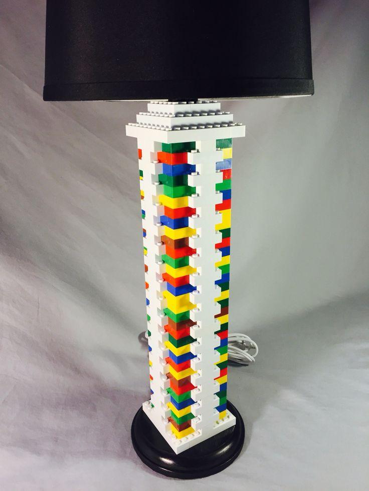 Best 25+ Lego lamp ideas on Pinterest | Lego bedroom, Boys ...