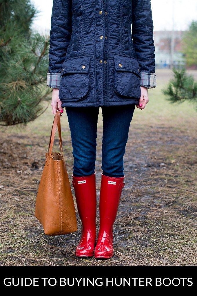 Guide to Buying Hunter Boots