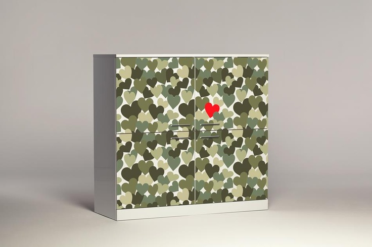 Hollo - Don't camouflage your love  http://www.hollo.it/hollo/c175-dont-camouflage-your-love/ pinned with Pinvolve