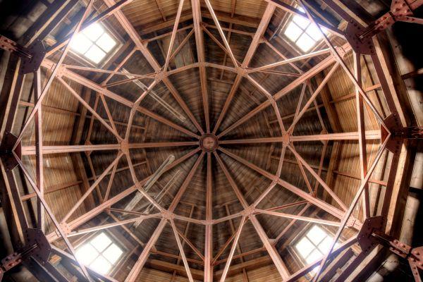 Plafond lantaarn Watertoren-Noord - NESK
