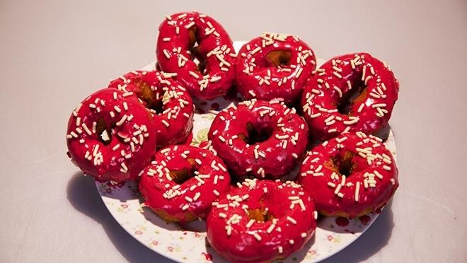 Homer's donuts - Rudolph's Bakery   24Kitchen