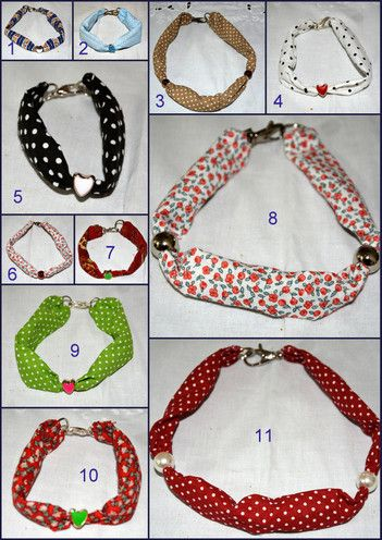Lavander collars for dogs. To use indoors for a relaxed dog in a perfumed home.