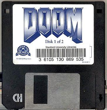 Doom stiff disc