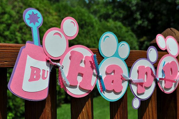 Bubble party by RandRcreation on Etsy