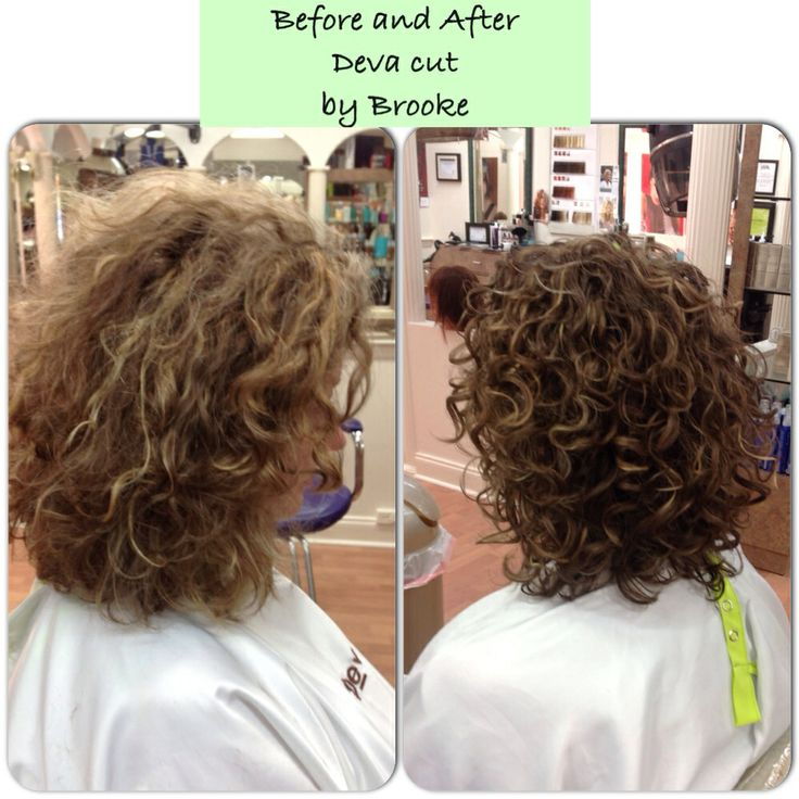 Before And After Deva Cut By Brooke Great Lengths Hair