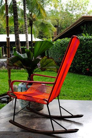 Hotels and costa rica on pinterest - Mecedoras de jardin ...