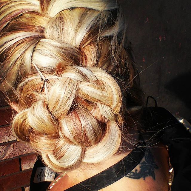Top 100 cute updos photos Got some free time today and was playing around and braided my hair. Not to bad for not seeing what I was doing lol #crystalreeseshultzhair #braid #cuteupdos #hairstyle #simplicity  See more http://wumann.com/top-100-cute-updos-photos/