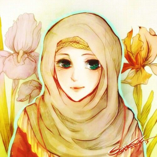 Summer hijabi