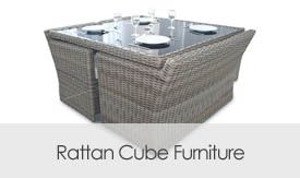 Rattan Sofa Dining Set, Rattan Cube Garden Furniture, Rattan Sofa Set