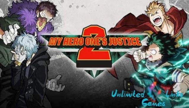 My Hero One S Justice 2 Free Download My Hero Hero Bandai Namco Entertainment