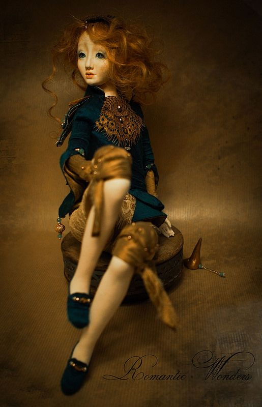 Alkioni by Romantic Wonders Dolls
