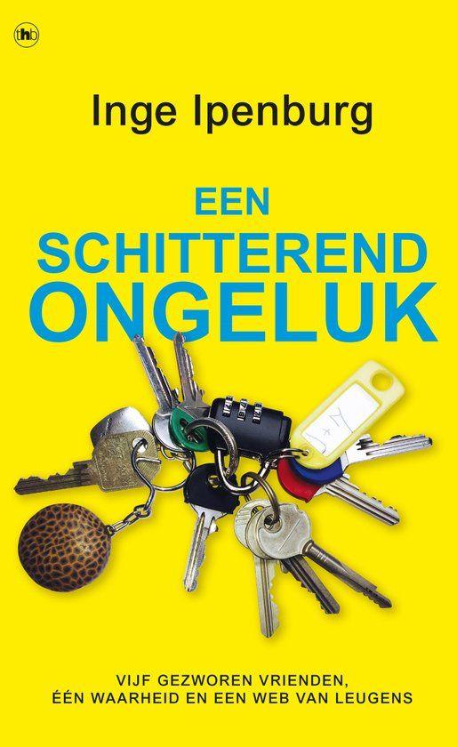 #boekperweek 50/52 Een schitterend ongeluk - Inge Ipenburg