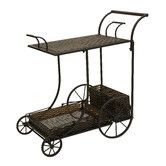 Found it at Wayfair - CKI Mandalay Wine Cart