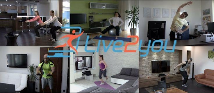 Úvodní video, jak snadné je cvičit s odborníkem...