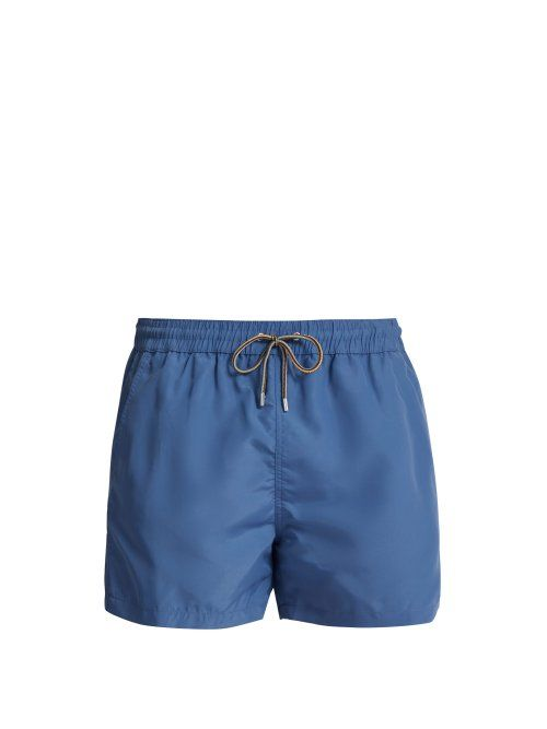 50ce15f8c2 PAUL SMITH PAUL SMITH - CLASSIC SWIM SHORTS - MENS - BLUE. #paulsmith #cloth