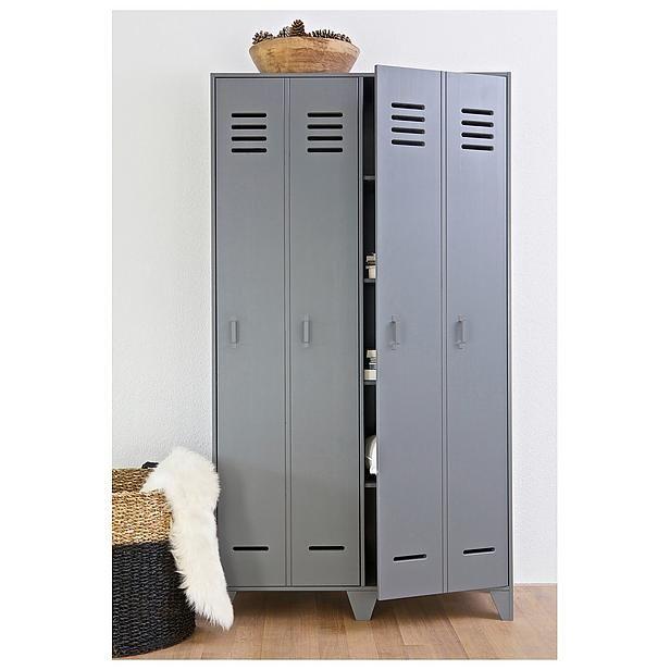 Woood Stijn 2-deurs kledingkast? Bestel nu bij wehkamp.nl