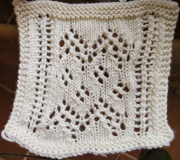 Skill Building Block 5 – introduction to lace  In this block we will start learning lace stitches.  Date 26 May from 4:30 to 6:30