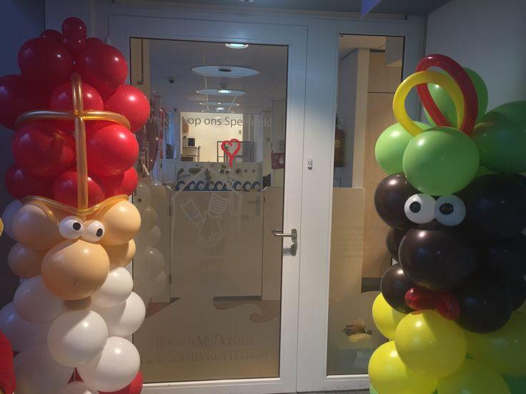 Ballonnen voor Sinterklaas - De Ballonnenkoning