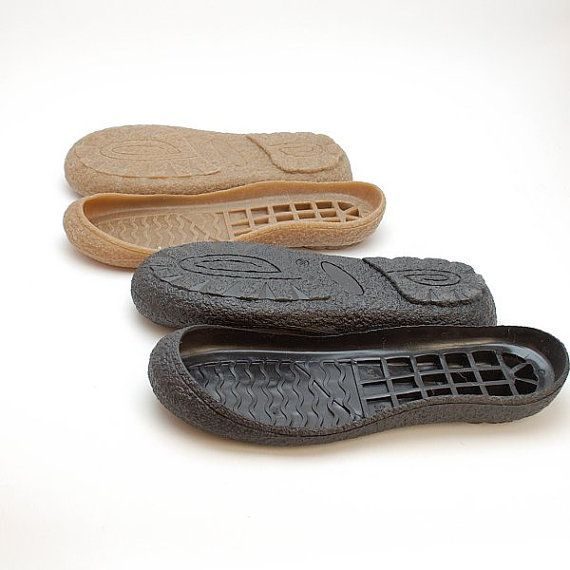Rubber toe soles for your own projects - Supply for Winter shoes, snow boots
