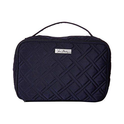 (ヴェラ・ブラッドリー) Vera Bradley Luggage レディース バッグ ボストンバッグ Large Blush & Brush Makeup Case 並行輸入品  新品【取り寄せ商品のため、お届けまでに2週間前後かかります。】 表示サイズ表はすべて【参考サイズ】です。ご不明点はお問合せ下さい。 カラー:Classic Navy
