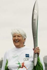Dawn Fraser is an Australian icon and is remained as one of Australia's best-loved identities. She is one of Australia's best iconic figure in Australian sporting history. Dawn has been a great Ambassador for both Australia and the Olympic movement over the last four decades. She has held and broken 41 records, been inducted into the Australian Sports Hall Of Fame, Honored Australian sports person of the year and has achieved a lot more other things that demonstrate Australian identity.