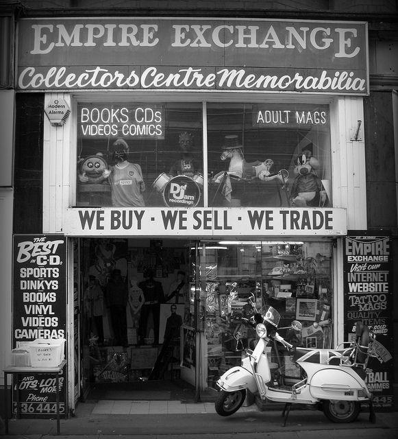 Empire Exchange, Manchester UK