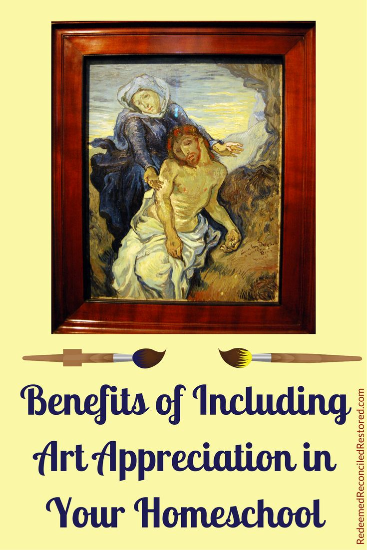 Benefits to Art Appreciation, Resources, and A Freebie!