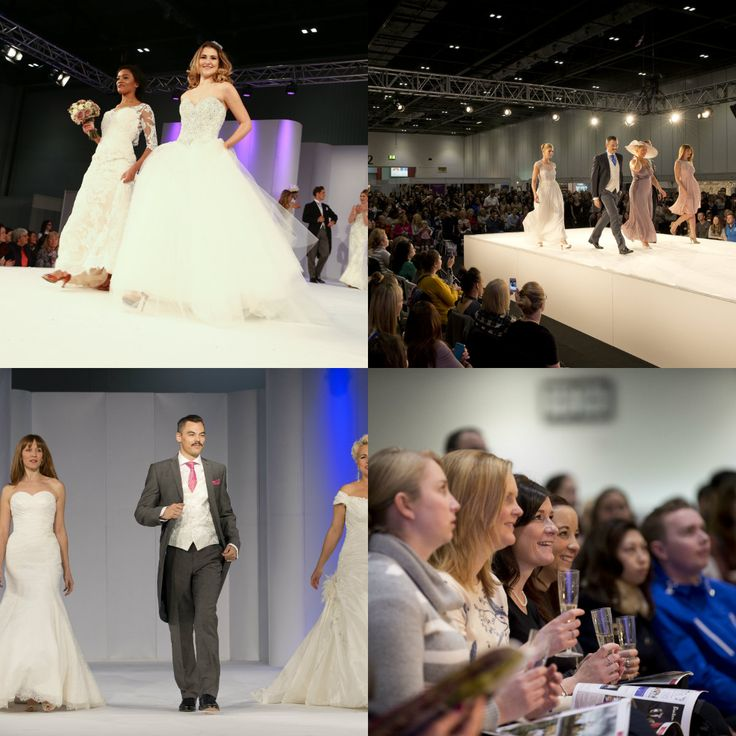 See the flashy and elegant catwalks at our London Excel Show 30-31 Jan or on our North East Show 16-17 Jan ! #weddings #weddingshows #London #UK #NorthEast #winter #spring #January