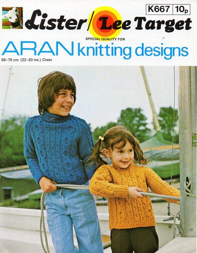 188 best vintage baby children aran knitting patterns knit vintage childs childrens aran sweaters knitting pattern pdf cable jumpers crew or polo neck 22 30 inch aran worsted 10ply instant download dt1010fo