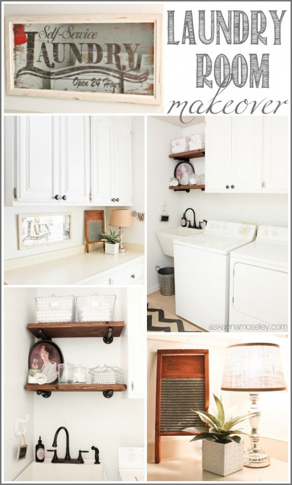 Bathroom/Laundry Room Makeovers 111 best organize :: laundry room images on pinterest | organized